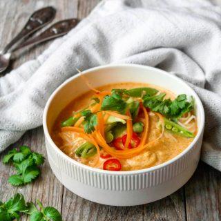 Rask thaisuppe
