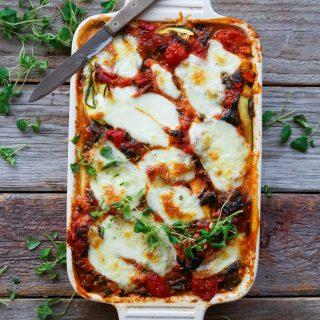 Lasagne uten pasta