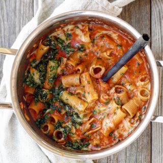 Pastagryte (One pot pasta)