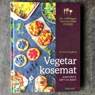 Kokeboka vår: vegetar kosemat